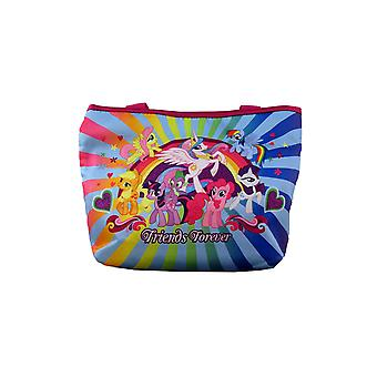 Tote Bag - My Little Pony - Friends Forever Blue New 692602