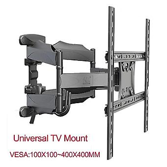 "P5 32""-52""42""50"" 6 Arm Vesa400x400 200x200 Retráctil Full Motion Lcd Tv Tv"