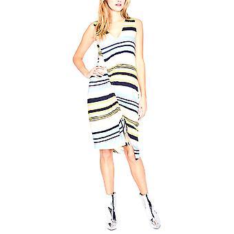 RACHEL Rachel Roy   Asymmetrical Cinched Bodycon Dress