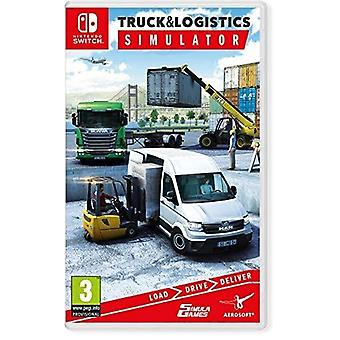 Truck & Logistika Simulator Nintendo Switch hry