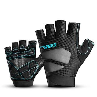 Motorcycle Riding Cycling Fitness Half Finger Protective Gloves