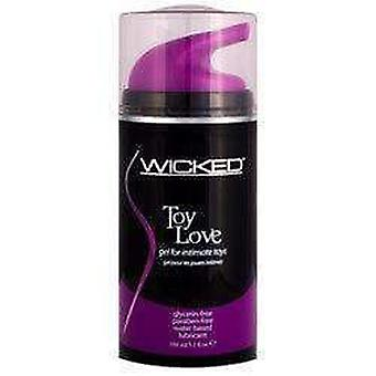 Wicked sensual care toy love gel waterbase lubricant natural 100 ml / 3.38 fl oz