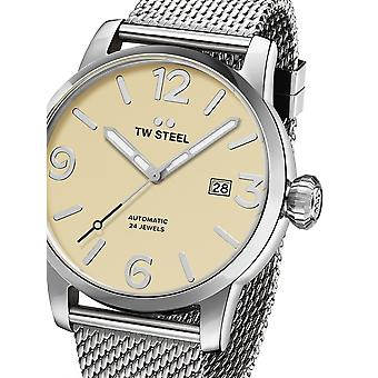 Mens Watch Tw-Steel MB6, Automatic, 48mm, 10ATM