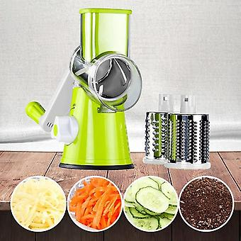 Multi Function, Manual Grater Vegetable Chopper - Kitchen Gadget