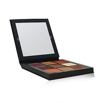 Obsessions eyeshadow palette (9x eyeshadow) # warm brown 255079 9x1.1g/0.04oz