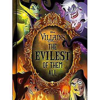 Disney Villains The Evilest� of them All (Fact Book)