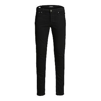 JACK & JONES Män Slim Fit Jeans GLENN Skinny avsmalnande ben JJI GLENN ORIGINAL AM