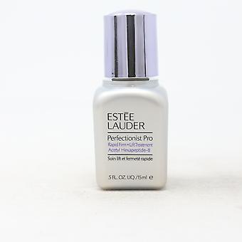 Estee Lauder Perfeccionista Pro Rapid Firm + Lift Treatment 0.5oz/15ml Novo