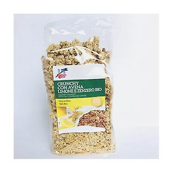 Crunchy with limone e zenzero oats 375 g