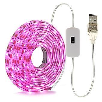 Usb Grow Light Strip  Smd Dc5v Led Phyto Tape For Seed Plants Flowers