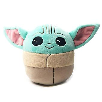 Baby Yoda Plush Doll Wars Master Toy 20cm