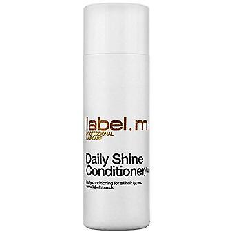 Label.m Daily Shine Conditioner 60ml