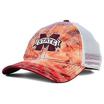 "Mississippi State Bulldogs NCAA ""Brilliant"" Mesh Snapback Hat"