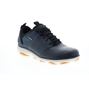 Geox U Nebel 4 X 4 B Abx Herren Blau Euro Sneakers Schuhe