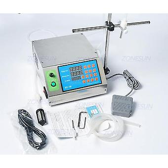Water Filler Liquid Vial Filling Machine