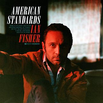 Fisher,Ian - Amerikanische Standards [Vinyl] USA Import