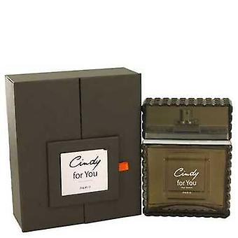 Cindy For You By Cindy C. Eau De Parfum Spray 3 Oz (men) V728-538500