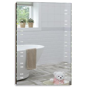 MOOD Illuminated Bathroom Mirror 70cm x 50cm