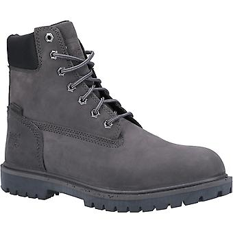 Timberland iconic toe cap safety boots mens