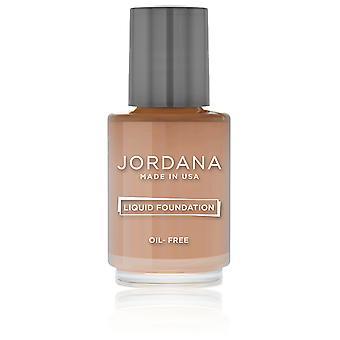 Jordana Kosmetika Mahagoni Basis Liquida