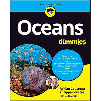 Oceans For Dummies di Ashlan CousteauPhilippe CousteauJoseph Kraynak