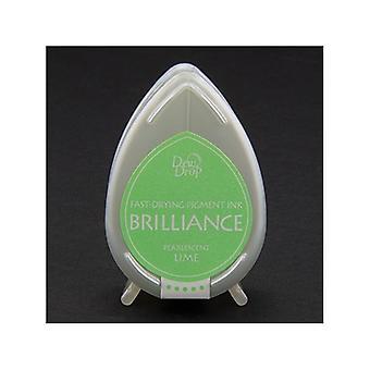 Brilliance Dew Drop Mustetyyny - Helmiäiskalkki mustetyyny