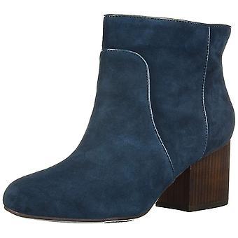 Aerossóis Mulheres'sapatos compatíveis camurça fechada dedo do sol botas de moda do tornozelo