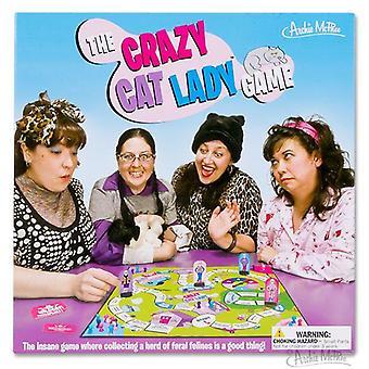 Archie mcphee - gekke kat dame bordspel