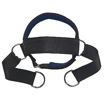 Head Neck Training, Harness Body Strengh Exercise Strap, Adjustable Power