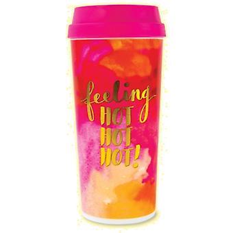 Feeling Hot Hot Hot Travel Mug