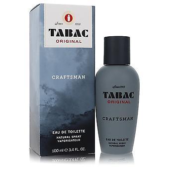 Tabac Original Craftsman par Maurer & Wirtz Eau De Toilette Spray 3.4 oz