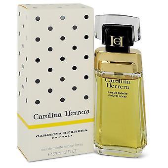 CAROLINA HERRERA-tekijä Carolina Herrera Eau De Toilette Spray 1,7 oz
