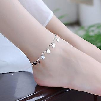 Shiny Foot Leg Chain Bracelet
