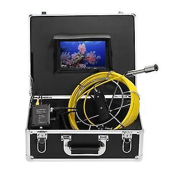 20m drain potrubí kanalizace kontrola video kamera 8GB SDcard v ceně