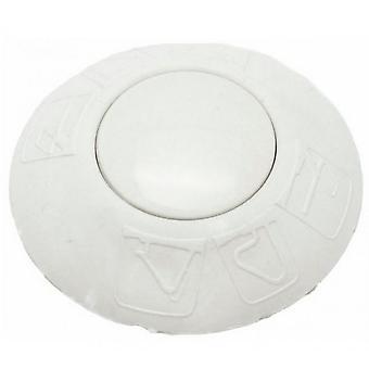 S.R. Smith 05-632 witte kunststof ring met dop