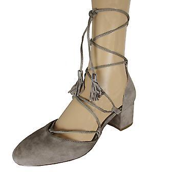 Steven Womens Valo Ghillie Pump Shoes