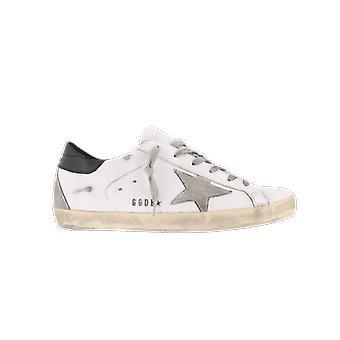 Golden Goose Super-Star Shiny White F00102. F000318.10220/ICE/ zapato