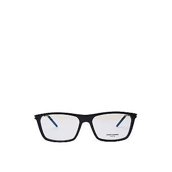 Saint Laurent SL 344 black male eyeglasses