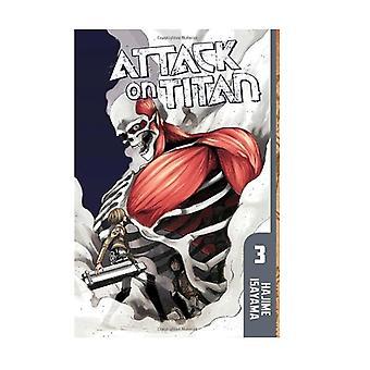 Attack On Titan 3 Paperback
