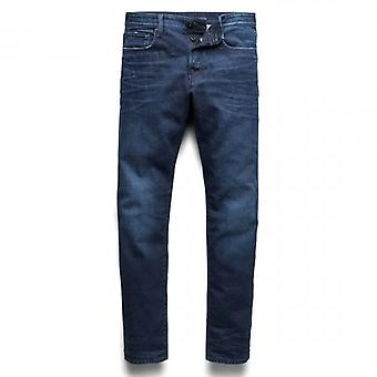 G-Star Raw 3301 Slim Worn In Ultramarine Blue Jeans 51001 C052 C236