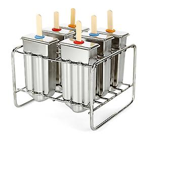 Diy Stainless Steel Ice Lolly Stick Molds