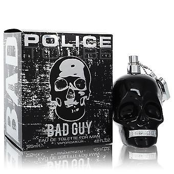 Police To Be Bad Guy by Police Colognes Eau De Toilette Spray 4.2 oz