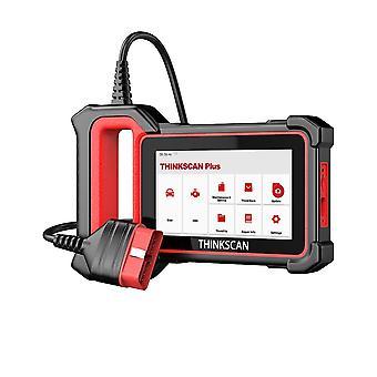 Thinkcar أدوات تشخيص السيارات Thinkscan زائد S2 Obd2 السيارات الماسح الضوئي التلقائي فحص وسادة هوائية DPF إعادة Obd 2 تحديث مجاني