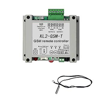 Gsm Remote Relay Controller Switch Access Controller With 2 Relay