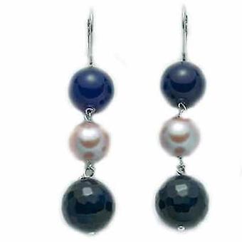 Miluna pearl earrings per1993