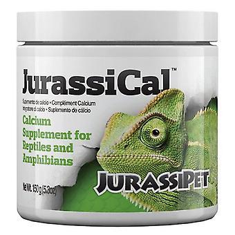 JurassiPet JurassiCal الزواحف والبرمائيات الكالسيوم الجاف الملحق - 5.3 أوقية