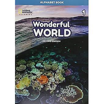 Wonderful World 1: Alphabet� Book