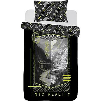 Xbox Reality Bettdecke Cover Set