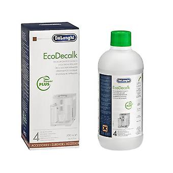 Delonghi 500 ml, EcoDecalk, For automatic coffee makers and espresso machines