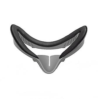 Osłona maski na oczy do oculus quest okulary vr lekkie blokowanie miękkiej skóry pu okrywacz na oczy z